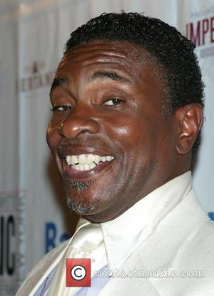 Keith David  Opening Night post performance party for