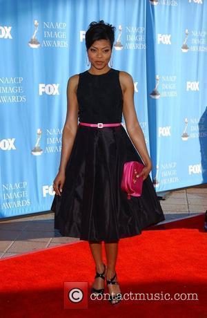 Taraji P. Henson The 39th NAACP Image Awards held at the Shrine Auditorium - Press room  Los Angeles, California...