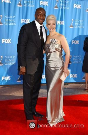 Terry Crews & wife The 39th NAACP Image Awards held at the Shrine Auditorium - Press room  Los Angeles,...