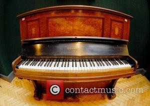 James Blunt's Piano  The hit song 'You are Beautiful' was composed on this piano and it is now up...