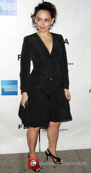 Ana de la Reguera 7th Annual Tribeca Film Festival - premiere of 'Paraiso' at the BMCC Tribeca PAC New York...