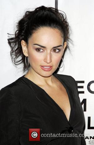 Ana de la Reguera 7th Annual Tribeca Film Festival - premiere of 'Paraiso' at the BMCC Tribeca PAC New York...