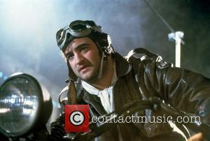 John Belushi as 'Capt. Wild Bill Kelso' in the film '1941' directed by Steven Spielberg USA - 14.12.79