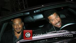 Lionel Richie and Chris Tucker