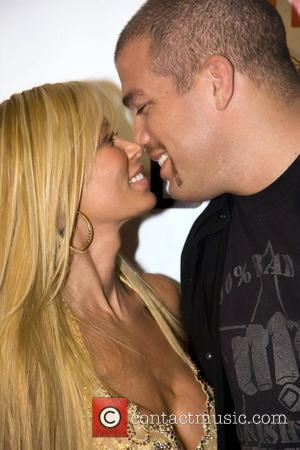 Jenna Jameson and boyfriend Tito Ortiz Birthday Party for Tito Ortiz, being thrown by Jenna Jameson at The Cathouse at...