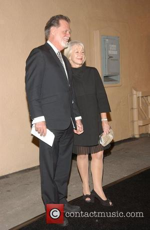 Taylor Hackford and Dame Helen Mirren