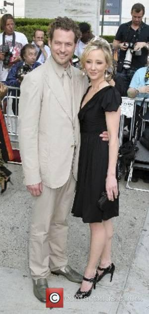 James Tupper and Anne Heche ABC Upfronts held at Lincoln Centre - Arrivals New York City, USA - 15.05.07