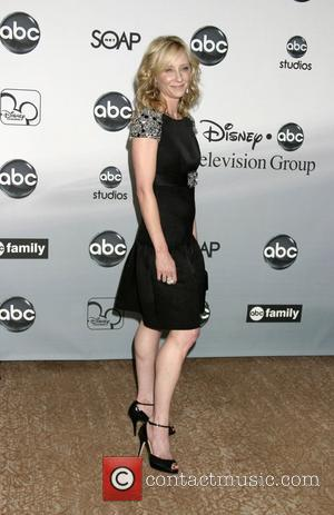 Abc Tca Summer Party, Anne Heche, Beverly Hilton Hotel