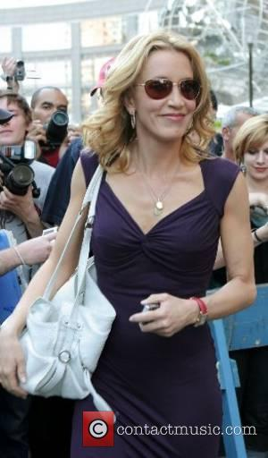 Felicity Huffman ABC Upfronts held at Lincoln Centre - Arrivals New York City, USA - 15.07.07