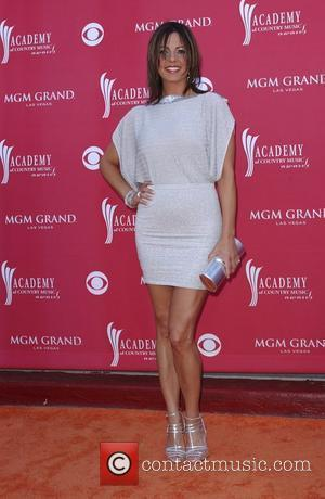 Sara Evans The 43rd Annual Academy of Country Music Awards held at the MGM Grand Hotel and Casino.  Las...