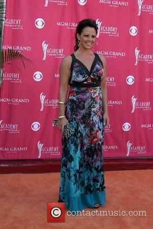 Sara Evans The Academy of Country Music Awards , ACM awards, at MGM Grand Garden Arena - Arrivals Las Vegas,...