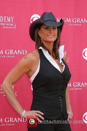 Terri Clark The Academy of Country Music Awards , ACM awards, at MGM Grand Garden Arena - Arrivals Las Vegas,...