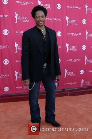 Gary Dourdan The Academy of Country Music Awards , ACM awards, at MGM Grand Garden Arena - Arrivals Las Vegas,...