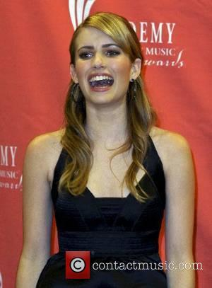 Emma Roberts 42nd Annual ACM Awards at MGM Grand Hotel Casino - Pressroom Las Vegas, Nevada - 15.05.07