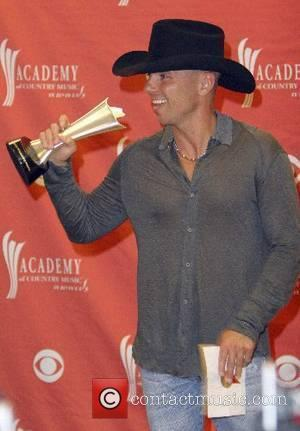 Kenny Chesney 42nd Annual ACM Awards at MGM Grand Hotel Casino - Pressroom Las Vegas, Nevada - 15.05.07