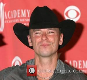 Kenny Chesney The Academy of Country Music Awards , ACM awards, at MGM Grand Garden Arena - Pressroom Las Vegas,...