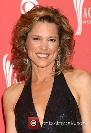 Hannah Storm The Academy of Country Music Awards , ACM awards, at MGM Grand Garden Arena - Pressroom Las Vegas,...