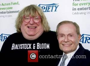Bruce Vilanch and Jerry Herman The Actors Fund of America's 11th annual Tony Awards party. Honors to Jerry Herman at...