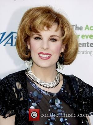 Kat Kramer The Actors Fund of America's 11th annual Tony Awards party. Honors to Jerry Herman at Skirball Center Los...