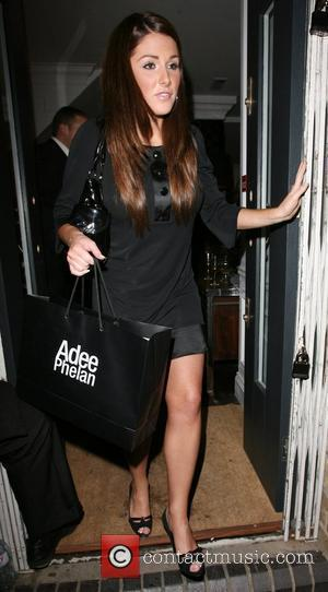 Lucy Pinder,  Adee Phelan Salon launch party London, England - 27.11.07