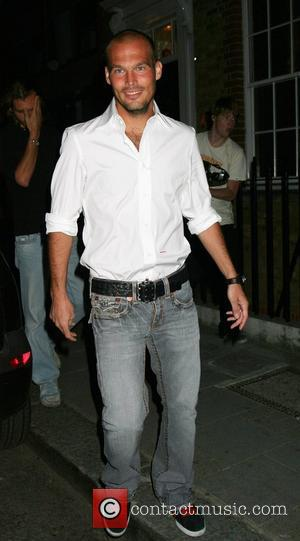 Freddie Ljungberg Adee Phelan Launch Party held at the Embassy London, England - 09.08.07