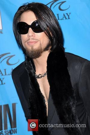 Dave Navarro 25th Annual Adult Video News Awards held at the Mandalay Bay Events Centre  Las Vegas, Nevada -...