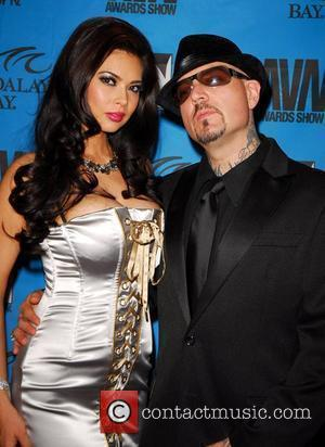 Tera Patrick and Evan Seinfeld  25th Annual Adult Video News Awards held at the Mandalay Bay Events Centre...