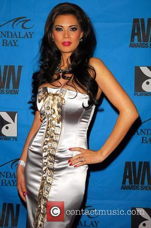 Tera Patrick  25th Annual Adult Video News Awards held at the Mandalay Bay Events Centre  Las Vegas, Nevada...