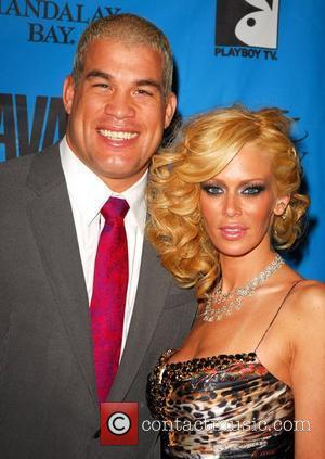 Tito Ortiz and Jenna Jameson 25th Annual Adult Video News Awards held at the Mandalay Bay Events Centre  Las...