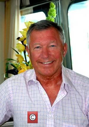 Sir Alex Ferguson on board the Opus Advertising Agnecy boat at Cannes Lions 2007 International Advertising Festival  Cannes, France...