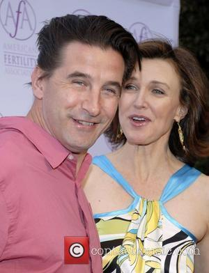 William Baldwin, Brenda Strong The American Fertility Association (AFA) fundraising gala held at the home of Bebe President Manny Mashouf...