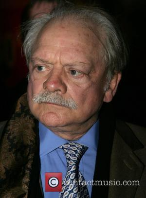 Sir David Jason Official opening of the exhibition 'Against The Odds' at the Yorkshire Air Museum in in York Yorkshire,...