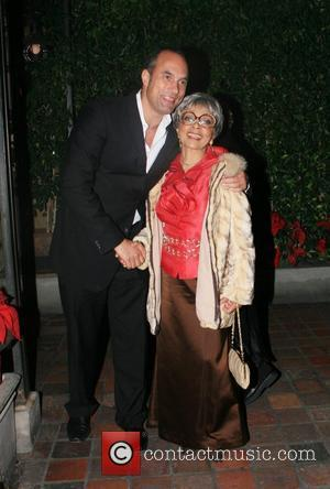 Roger Guenveur Smith and Ruby Dee