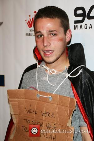 Shawn Pyfrom Air Party's 4th annual 'Halloween celebrity charity event' held at Viabian Los Angeles, California - 28.10.07