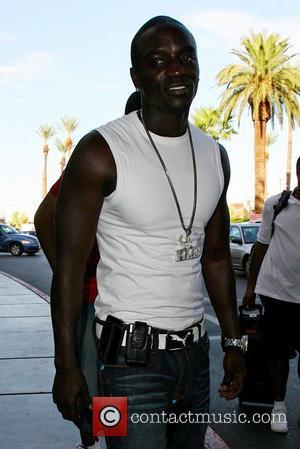 Akon and Las Vegas