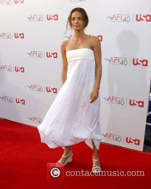 Gabrielle Anwar 35th AFI Life Achievement Award held at The Kodak Theatre - Arrivals held at The Kodak Theatre Hollywood,...