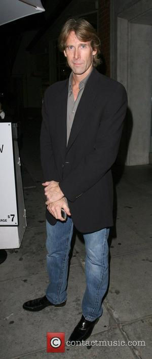 Michael Bay Leaves Mr Chow restaurant after having dinner with Alana Hamilton.  Los Angeles, California - 14.11.07