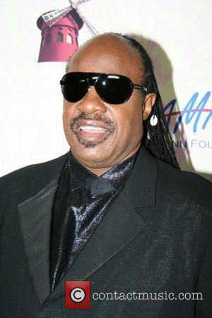 Stevie Wonder The Alfred Mann Foundation Gala held at the Millenium Biltmore Hotel Los Angeles, California - 29.09.07