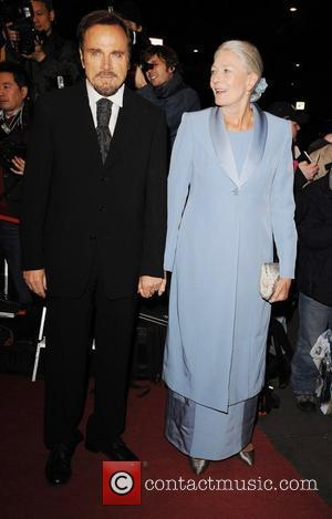 Franco Nero and Vanessa Redgrave  Awards Of The London Film Critics' Circle at Grosvenor House Hotel -- Arrivals London,...
