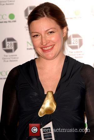 Kelly McDonald Awards Of The London Film Critics' Circle at Grosvenor House Hotel - Press Room London, England - 08.02.08