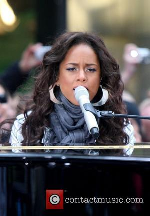 Rockefeller Plaza, NBC, Alicia Keys