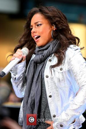 Rockefeller Plaza, NBC, Alicia Keys