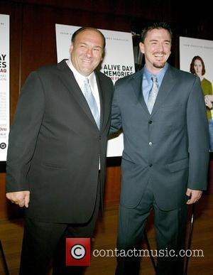 James Gandolfini and Hbo
