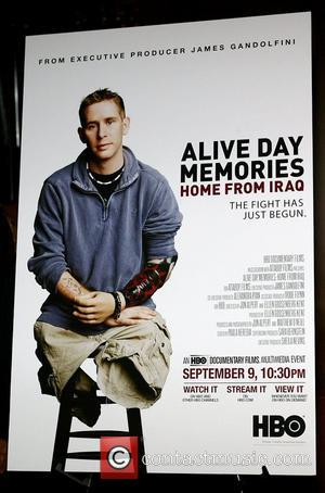 Atmosphere The Premiere of HBO Film Alive Day Memories Home From Iraq at The Morgan Library & Museum  New...