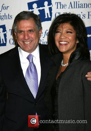 Tv Boss Moonves To Be A Dad At 59