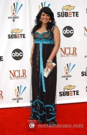 Sara Ramirez The 2007 Almas Awards at the Pasadena Civic Center - Arrivals Pasadena, California - 02.06.07