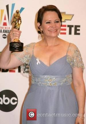 Adriana Barraza - winner Best Actress in a Motion Picture 2007 NCLR ALMA Awards held at the Civic Center -...