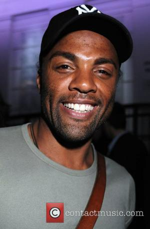 Ray Fearon The Last Days of Judas Iscariot - After Party held at the Almedia theatre  London, England -...