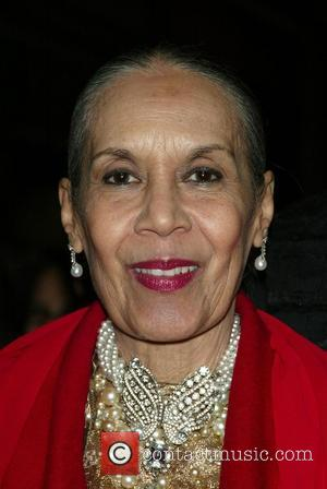 Carmen de Lavallade attending Alvin Ailey's Opening Night Gala at NY City Center - Arrivals  New York, USA -...