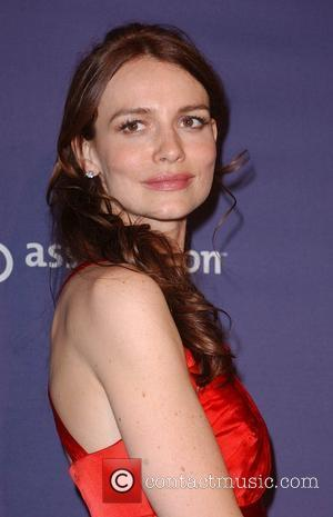 Saffron Burrows 16th Annual Alzheimer's Benefit 'A Night At Sardi's' held at the Beverly Hills Hotel Los Angeles, California -...
